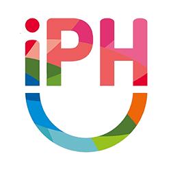 Logo van het iPH