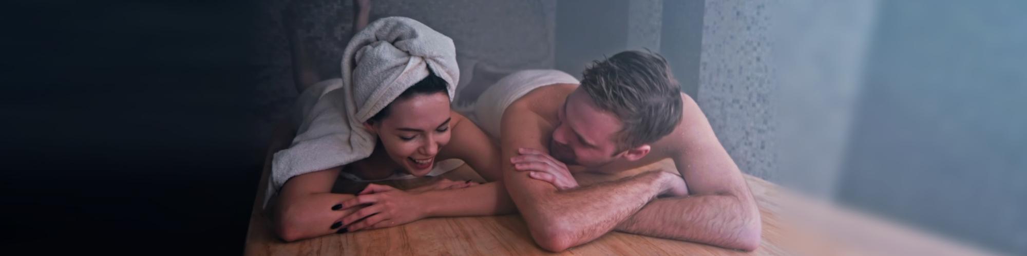 Dit gebeurt er met je lijf in de sauna