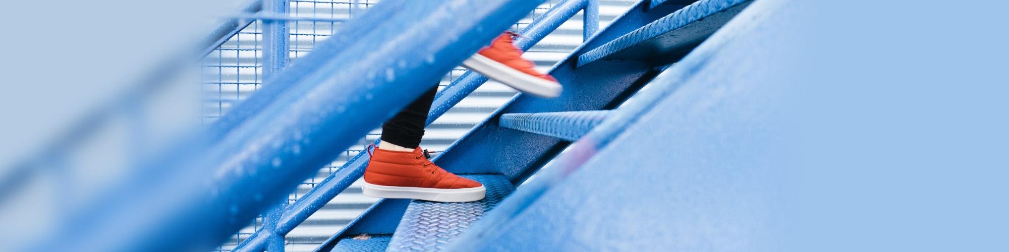 Zijn 10.000 stappen per dag echt nodig?