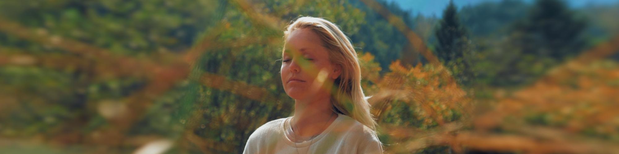 Last van spanning? Probeer meditatie