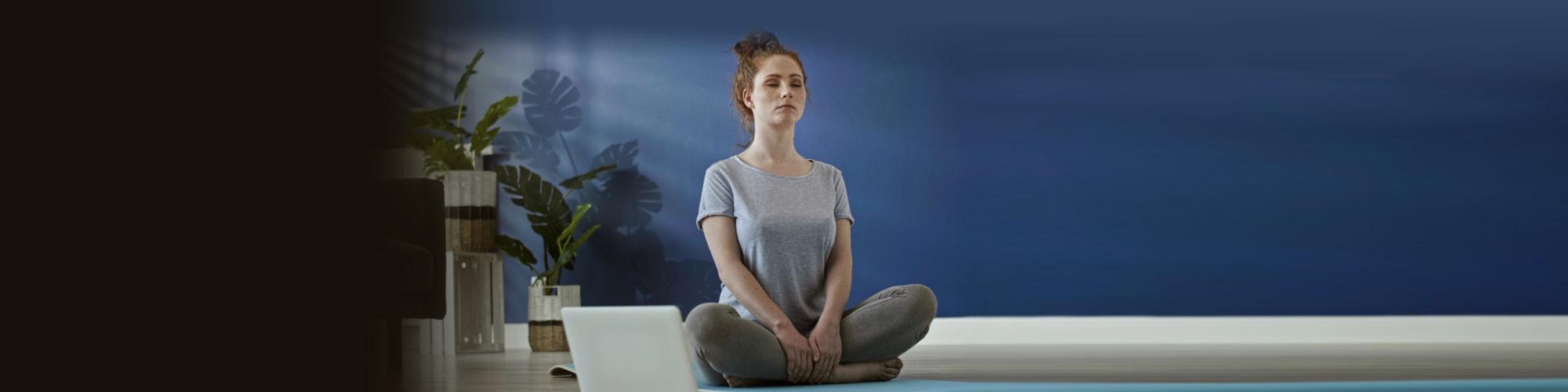 3 ontspanningsoefeningen bij stress & burnout