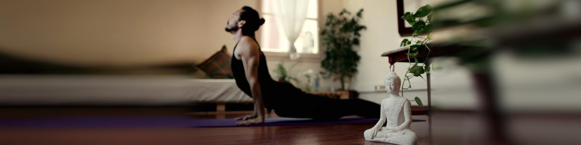 3 makkelijke yoga oefeningen voor beginners