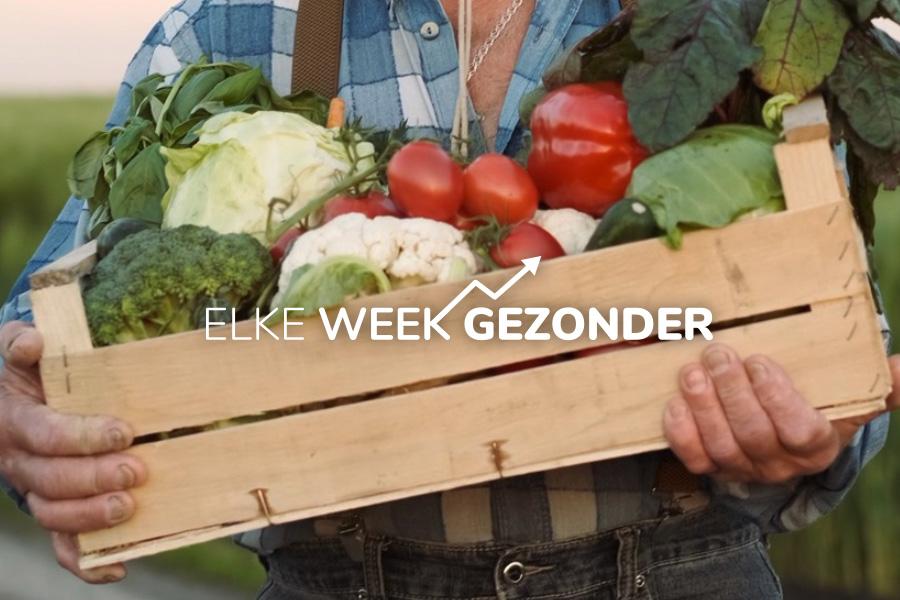 De uitdaging van deze week: koken met verse groenten!