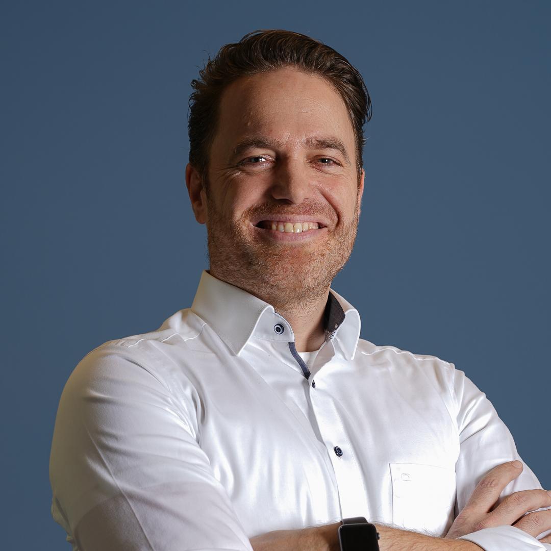 Foto van Joos van den Eerenbeemt, Lead Innovation Marketeer